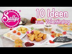 10 Frühstücks-Ideen zum Valentinstag / Brunch - YouTube