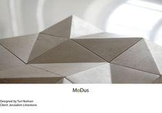 MoDus by Yuri Nulman, via Behance