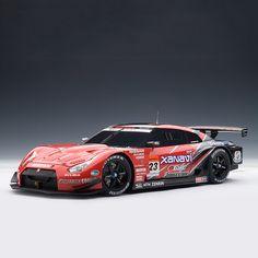 Nissan GT-R Racing Super GT 2008 Launch Version