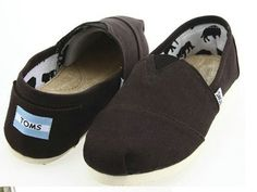 Brown Womens Flax Shoes [toms-outlet-136] - $17.99 : saletomsfactory.com size 9.5-10