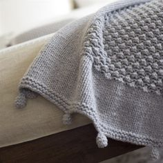 bramble throw would be lovely on my gray sofa...
