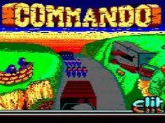 Comando Amstrad