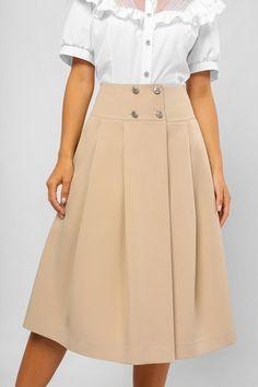 839711db6 160 Best skirts images in 2019 | Dress skirt, Formal skirt, Fashion ...