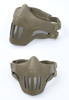 Low Profile #airsoft #mask