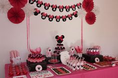 Festa da Minnie
