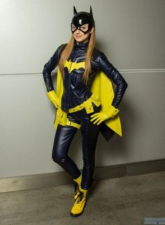 This is maybe our favourite Batgirl of Burnside cosplayer yet!...
