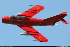 Mikoyan Gurevich MiG-17 Fresco