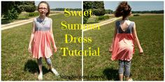 Stacy Sews and Schools: Sweet Summer Dress Tutorial