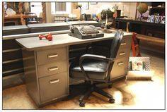 Holga Vintage Airliner Series Tanker Desk 1960 S Office