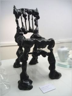 Melting Chair - Therese Wikman - mutation 2007