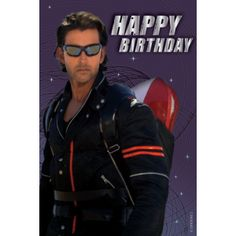 Dhoom 2, Birthday Gift Cards, Bollywood, Leather Jacket, Fashion, Studded Leather Jacket, Moda, Leather Jackets, Fashion Styles