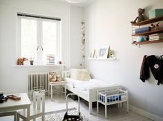 Branco e aconchegante | Small Space