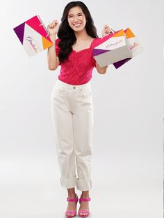 Gladys Reyes, Starting A Business, Capri Pants, Beauty, Fashion, Moda, Capri Trousers, Fashion Styles, Beauty Illustration