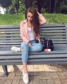 outfits-casuales-juveniles (5) - Beauty and fashion ideas Fashion Trends, Latest Fashion Ideas and Style Tips