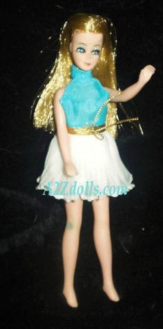 Working Vintage TOPPER DAWN Beauty Pageant Stage, Doll ...