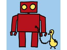 Bird-Powered Robot for $15