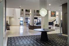 New interiors at Hilton Darwin
