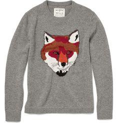 Aubin & Wills : Frestrop Fox Merino Wool Sweater