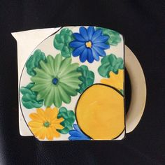 Susie Cooper, Clarice Cliff, Stamford, Ceramic Artists, Plates, Ceramics, Shape, My Love, Tableware