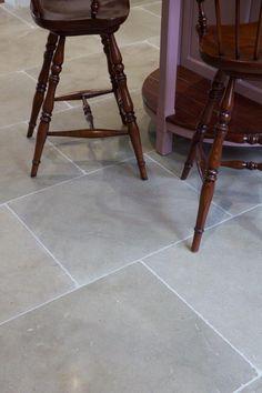Royal Mink Tumbled - a natural stone floor