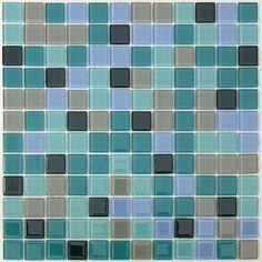 GLASS TILE | ... And Bath Warehouse Home >> Glass Tile >> Glass Tile – Blend Series