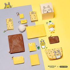 Cafe Posters, Something Just Like This, Kakao Friends, Line Friends, Cute Makeup, Branded Bags, Cute Characters, Brand Packaging, Character Design