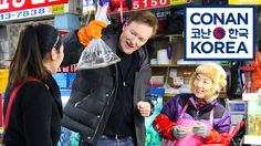 Watch every clip from #ConanKorea and follow Conan's journey with exclusive extras. CONAN OBRIEN IN KOREA TWO OF MY FAVORITE THINGS IN THE WORLD