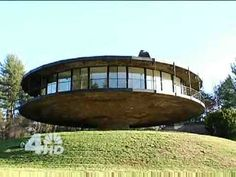 ▶ Round House, Wilton, CT (Open House NYC) - YouTube