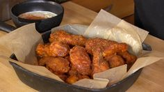 After seeing Marcus make these on TV, I had to do it myself! So glad I did. KILLER WINGS!
