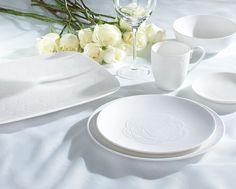 Стильный дом - Дизайнерский дуэт Marchesa создал коллекцию столовой посуды