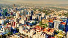 Polanco Skyline Mexico City