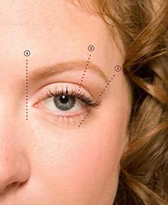 3 Ways to Groom Your Eyebrows