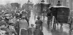 Funeral procession of Ah Tam family