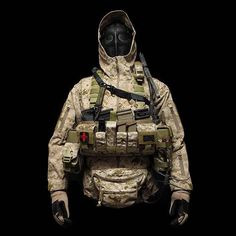 Jacket and Assault Rig by Volk Tactical Gear