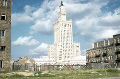 Слава Севастополю! - Варшава 1958 года: от руин к возрождению / Warszawa 1958 w kolorze