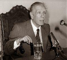 Borges todo el año: Jorge Luis Borges: Un lobo