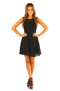 Perfect Independence Dress: Black #shophopes