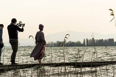 "The amazing set of ""Sensational Umbria – Promo"" video. (Lago Trasimeno) www.youtube.com/... #McCurry #SensationaUmbria #SU14 #Backstage #Video #Umbria #mostra #Fotografia #Photography #exhibition #Trasimeno #LagoTrasimeno"