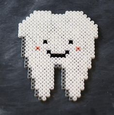 emuse: Hama bead tooth