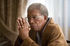 Nelson Mandela (Morgan Freeman) - Invictus