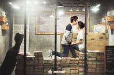 Korean inspired casual engagement shoots   Immanuel & Jessica by IDO-WEDDING KOREA   http://www.bridestory.com/ido-wedding-korea/projects/ido-immanuel-jessica