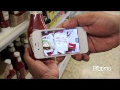 ¡Muy buena idea! Recetas Heinz Ketchup en realidad aumentada