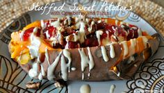 On Thanksgiving I used to love having buttery mashed sweet potatoes with melted marshmallows on top, so I wanted to recreate this sweet and creamy dish using healthier ingredients. So I made some f...