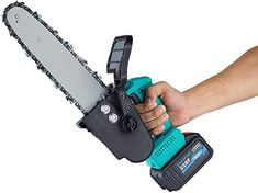 Cool Tools, Diy Tools, Mini Chainsaw, Metal Working Tools, Hand Saw, Woodworking Projects Diy, Portable, Survival Skills, Outdoor Power Equipment