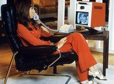 Videophone prototype (1969) Sweden