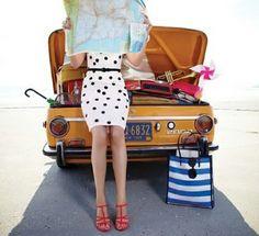Namore uma mulher que viaja