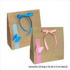 Resultado de imagem para diy sacolas de papel personalizadas