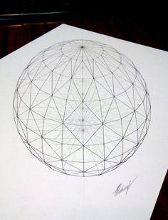 Sphere 3D by EvgenyS.deviantart.com on @DeviantArt