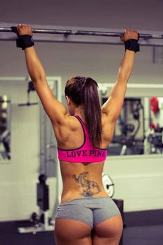 I want that butt!..lol inspiration to workout!! Its game time!!