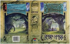 The Farseer Trilogy Book 3: Assassin's Quest - Illustrated by John Howe